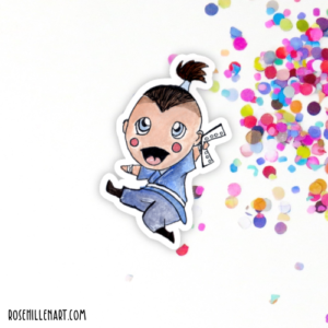 sokka avatar sticker