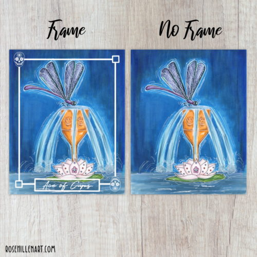 ace of cups choices